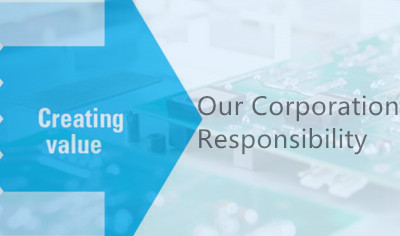 Our Corporation Responsibility