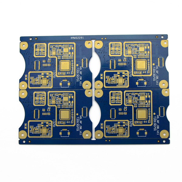 4layer-fr4pcb-enig- blind hole