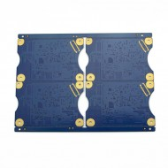 4Layer FR4 PCBs ENIG Blind Hole-FD11