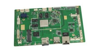 PCB Assembly for Communication Board