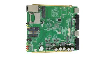 PCB Assembly for DVB Mainboard