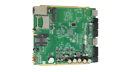 PCB-Assembly-for-DVB-Mainboard-1