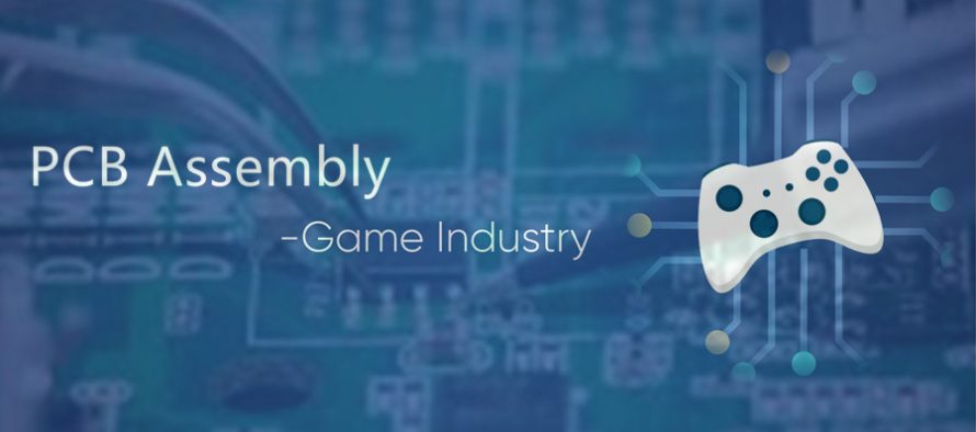 PCB-Assembly-for-Game-Machine-Board-2