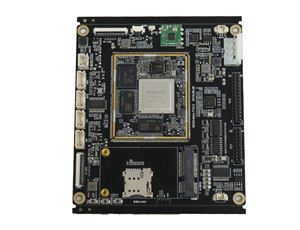 PCB Assembly for Gamera Motherboard