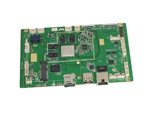 PCB Assembly for Signal Processing Board